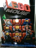 "Movie of the evening, ""everything is awesome"" indeed"